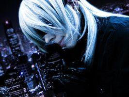 Riku - A Social Ghost by theycriedwolf