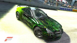 The Matrix Forza Motorsport 3 by Cypher7523