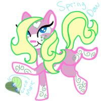 MLP:Lily Pad Adoptable by Chickfila-Chick