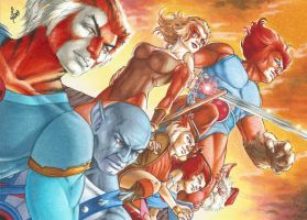 ThunderCats by Dangerous-Beauty778