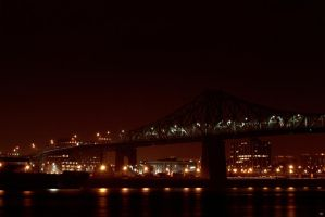 Pont Jacques Cartier by Pattysnaps