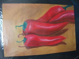 Peppers by TheJinMu