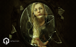 + Reflection + Digital Image Photoshop + Aixa Ques by almostlovers-forever