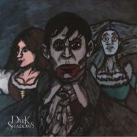 Blood Shed Tears - Dark Shadows by InvisibleCorpseGirl