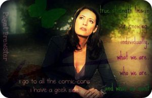 Paget Brewster by Dream-Girl-7
