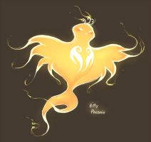 Bitty Pheonix by cheenot