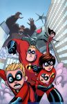Incredibles Cover 15 by rachellerosenberg