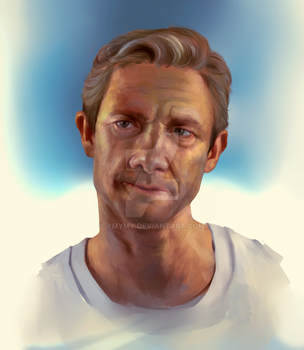 Martin John C. Freeman by ymymy