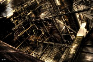 Industrial HDR (4/4) by TrePoint