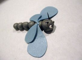 Dragonfly Blue/Pewter by drakeo1903