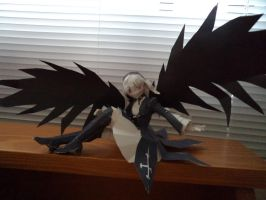 Suigintou Papercraft 2 by Darkwolf19