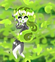Meloetta.. by The-Pink-Green-Chibi
