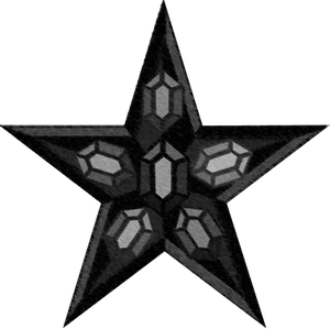 The Black Star Crystal Of Disharmony