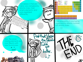 My Science Project Comic Thingy Strip by xItsElectric