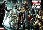 Predator kills the Star Wars universe - part 1 by Robert-Shane
