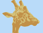 Giraffe by apparate