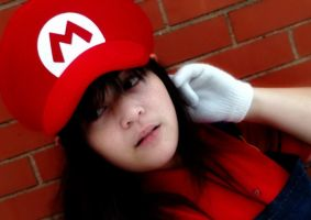 Mario Cosplay by jessthecase88