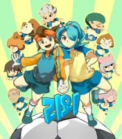 inazuma eleven by muse-kr