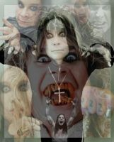 Ozzy Poster by BurnedBonemeal