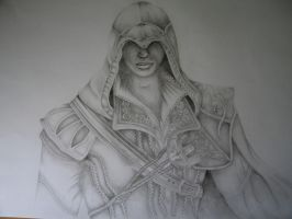 Ezio Auditore da Firenze by Climmie