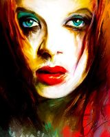 SHIRLEY MANSON by JALpix