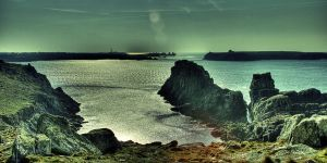 View from Kadoran in HDR by djorll
