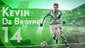 Kevin De Bruyne by spidermansquads