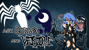 Luna and Venom - 1st Anniversary by DankoDeadZone