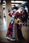 Queen of hearts by SaaraZ