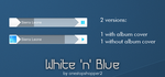 White 'n' Blue by SierraDesign
