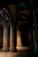 Mont-Saint-Michel 12 Stock by lokinststock