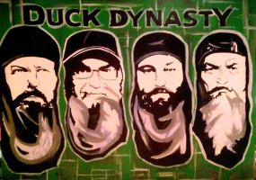 Duck Dynasty by ASanchezDesigns