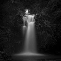 Gitgit Fall by Hengki24