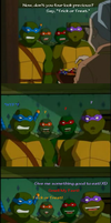 TMNT: Trick Or Treat by KawaiiKittee88
