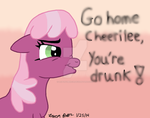 Go Home, You're Drunk! by lcponymerch