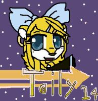 New look Taily by PowderPuffBunny