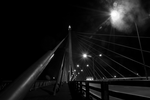 Night Bridge by Ghozt-