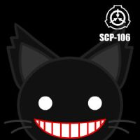 SCP-106, MY CAT by maxalate