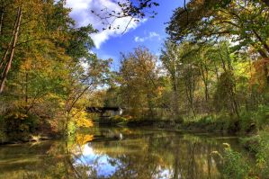 Fall Reflections by chris-stahl