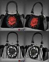 Rose Bags by Euflonica