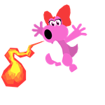 ssb4-charth-birdo by Teen-Robot
