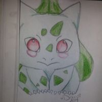 bulbasaur! by twerkingkitty