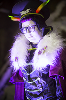 Militarystuck Eridan Cosplay Close Up - Homestuck by Mitternachto
