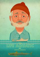 The Life Aquatic by jamesgilleard