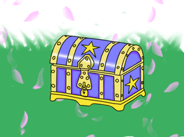 Treasure chest of Destiney by KarenNuilCoco