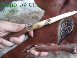 Wand of the Druid by Seraphine-Harmonium
