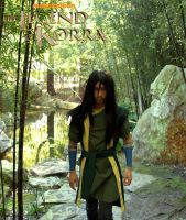 Legend of Korra: Ghazan by RaikouCos