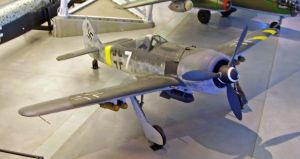 Focke-Wulf Fw-190 by DarkWizard83