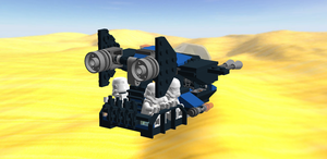 Ultimate drop ship 2 by SWAT-Strachan