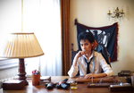 Cosplay - Xanxus's office by Kenoma
